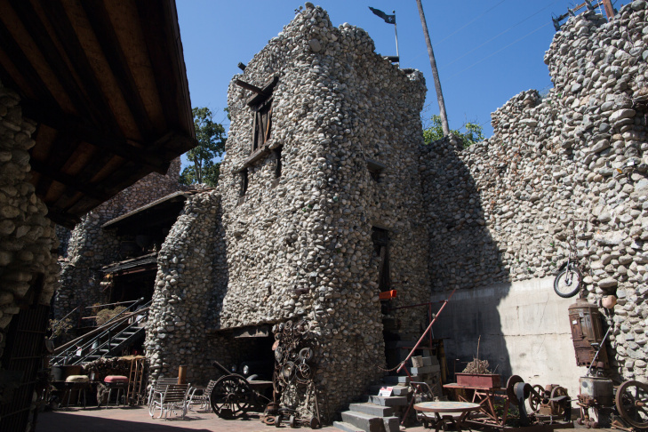 Rubel Castle Glendora