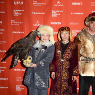 """Eagle Huntress"" Premiere - 2016 Sundance Film Festival"