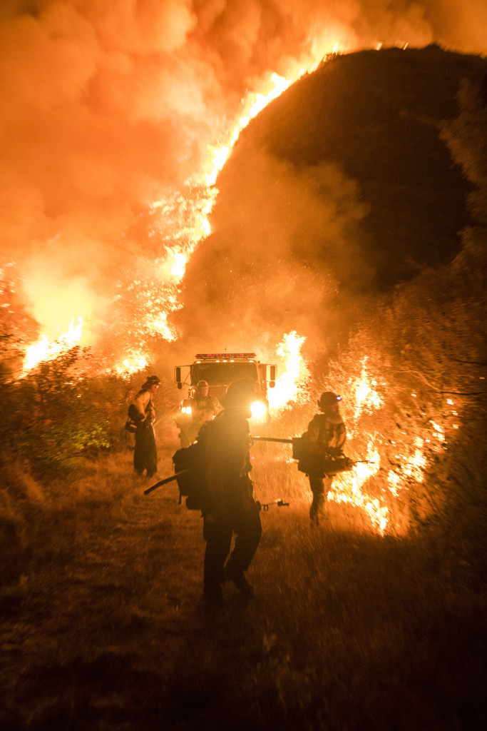 Southern Ca Fire >> Sherpa Fire: Most evacuations lifted near Santa Barbara | 89.3 KPCC