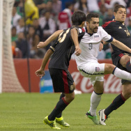 United States v Mexico - FIFA 2014 World Cup Qualifier