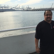 Mike Acosta has driven a truck for Shippers Transport Express for four years.