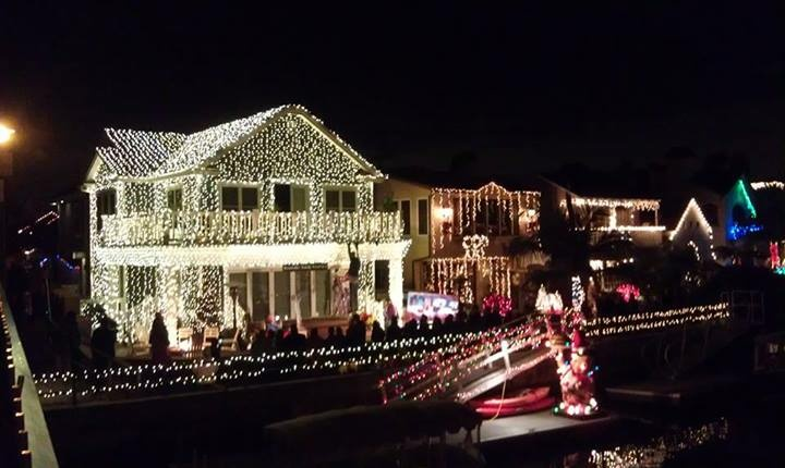 craig drive and pine street in orange county - Hastings Ranch Christmas Lights