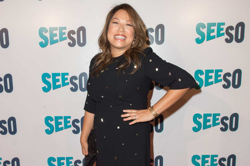Actress/Executive Producer Kulap Vilaysack attends the Seeso original screening of 'Bajillion Dollar Properties' season 2 at Ace Hotel on October 5, 2016 in Los Angeles, California.