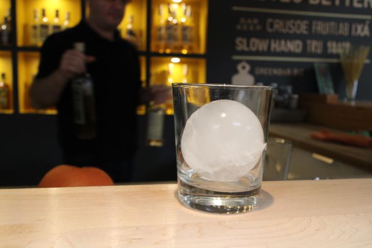 Grand Hops, Grand Poppy, Slow Hand Six-Wood Whiskey