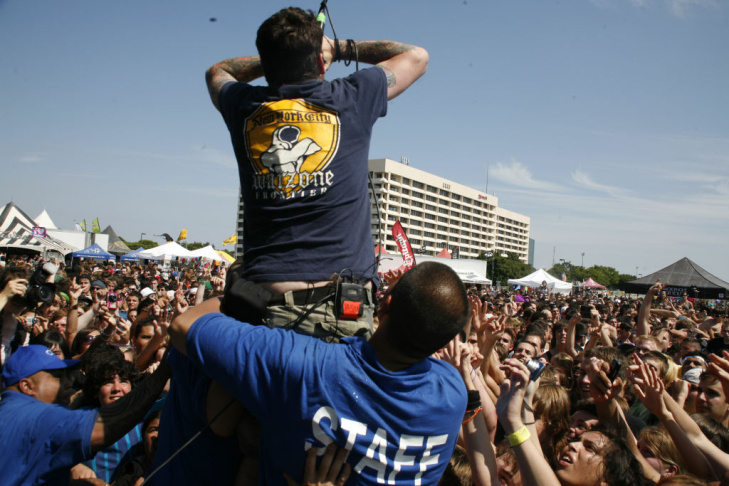 Vans Warped Tour 2009 - Uniondale, New York