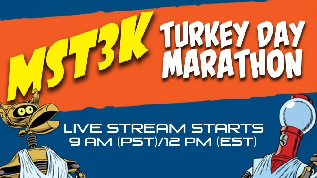MST3K Turkey Day Marathon 2013