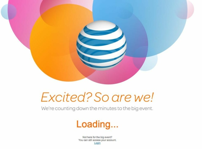 The Apple website around 12:30am Friday morning the Apple iPhone 5 was available to purchase through pre-sale.