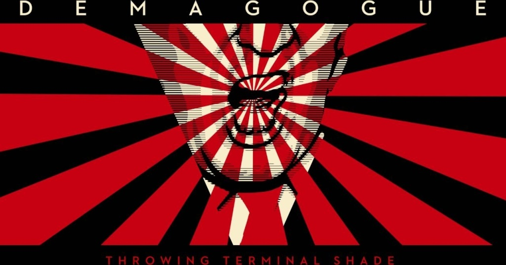 'Demagogue' by Franz Ferdinand. Art by Shepard Fairey.