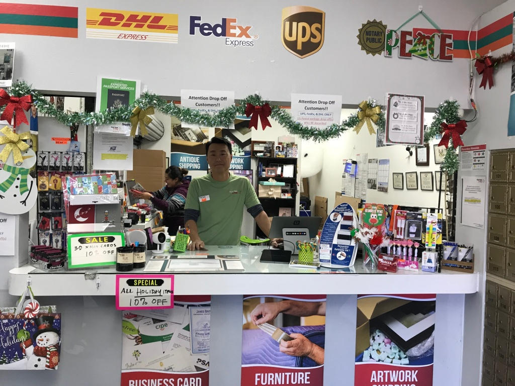 Audio how to make sure your holiday package arrives in time 893 kpcc tom ma owner of post pack ship in pasadena california braces for reheart Choice Image