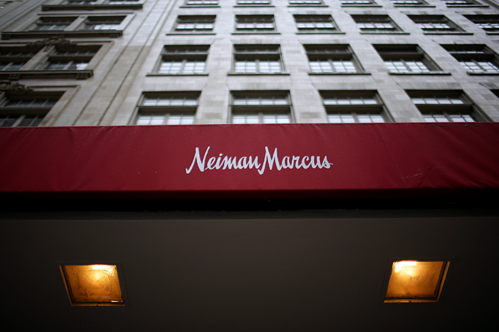 This March, 11, 2009  file photo shows the Neiman Marcus store in Dallas.