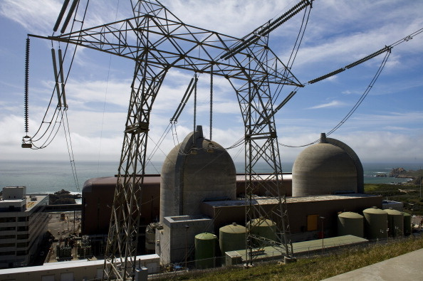 The Pacific Gas and Electric Co. (PG&E) Diablo Canyon nuclear power plant stands in Avila Beach, California.