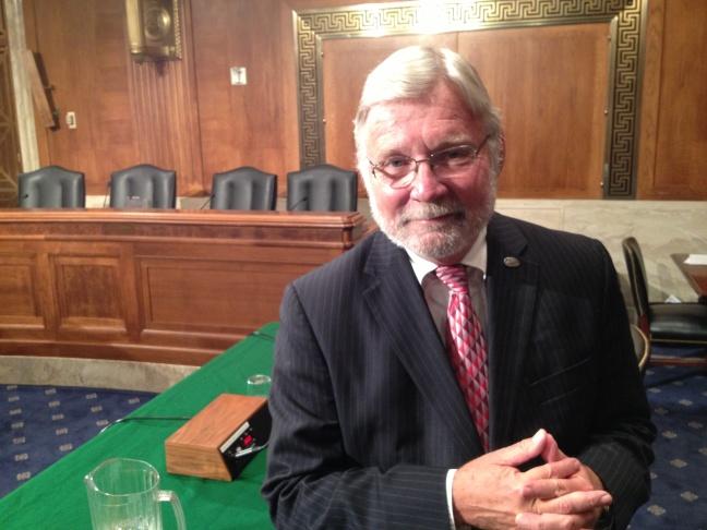 MTA CEO Arthur Leahy