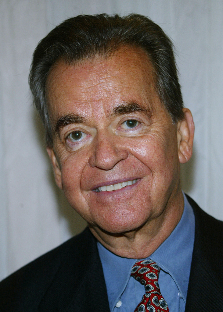 Producer Dick Clark attends the 62nd Annual Golden Globe Awards press conference at the Beverly Hilton Hotel on November 18, 2004 in Beverly Hills, California.