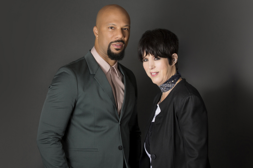 Songwriters Diane Warren and Common collaborated on the Oscar-nominated song