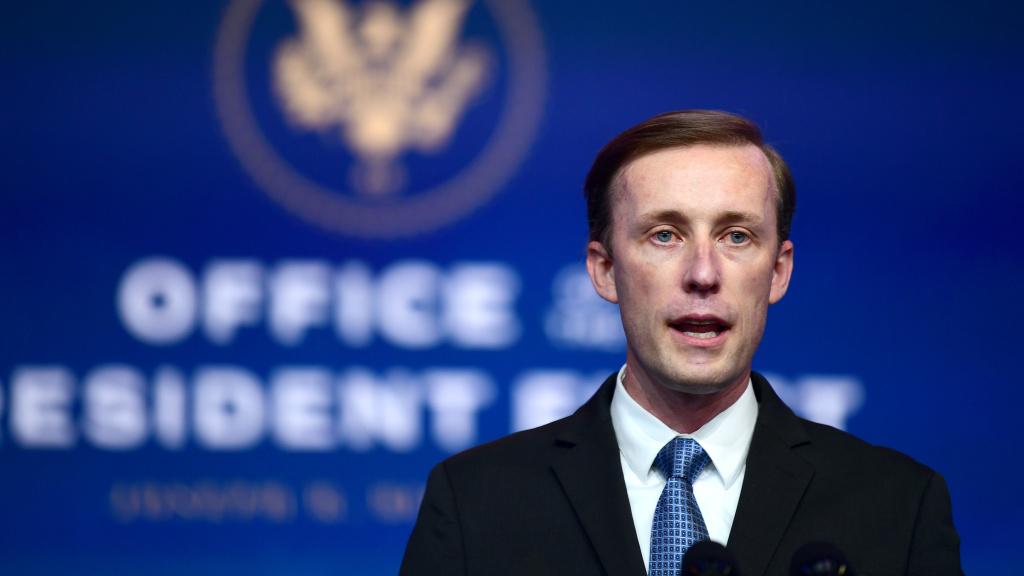 Jake Sullivan is President-elect Joe Biden's incoming national security adviser.
