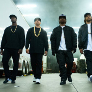 "The N.W.A. bio pic ""Straight Outta Compton"" directed by F. Gary Gray"