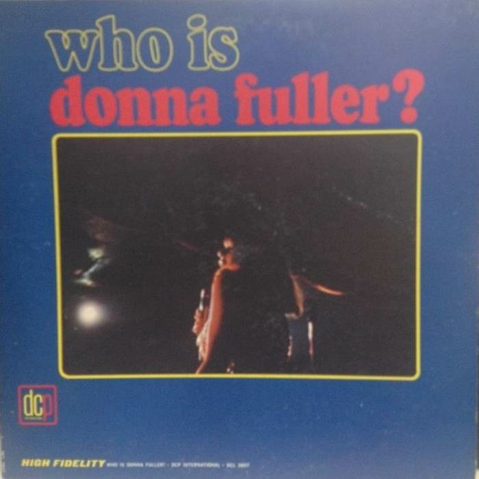 Donna Fuller's second album, from 1964