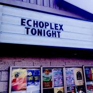 Stones play Echoplex
