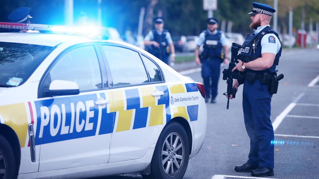 New Zealand's Police Commissioner Mike Bush says the number of people killed in the shootings at the two mosques in Christchurch, New Zealand has now reached 50. He said the number of injured has also risen to 50.