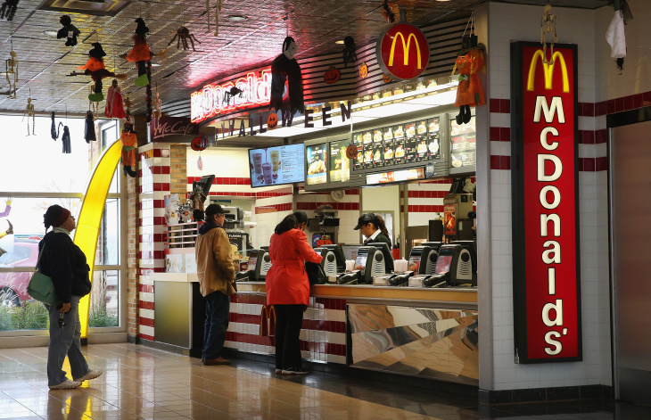 McDonald's To Alter Dollar Menu With Higher Priced Items
