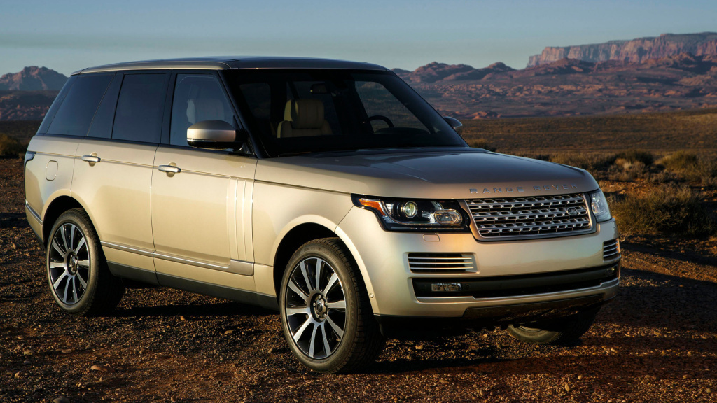 The 2013 Land Rover Range Rover is among the SUV models included in a new recall over the vehicles' keyless entry software. The automaker says an update will fix a problem in which doors can unexpectedly open.