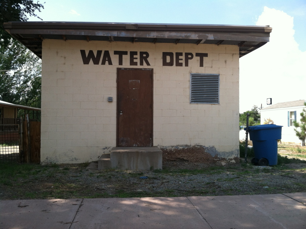 Wagon Mound is one of almost 300 communities in New Mexico that rely on a single source of water. The state's Environment Department says these mostly rural towns are extremely vulnerable.