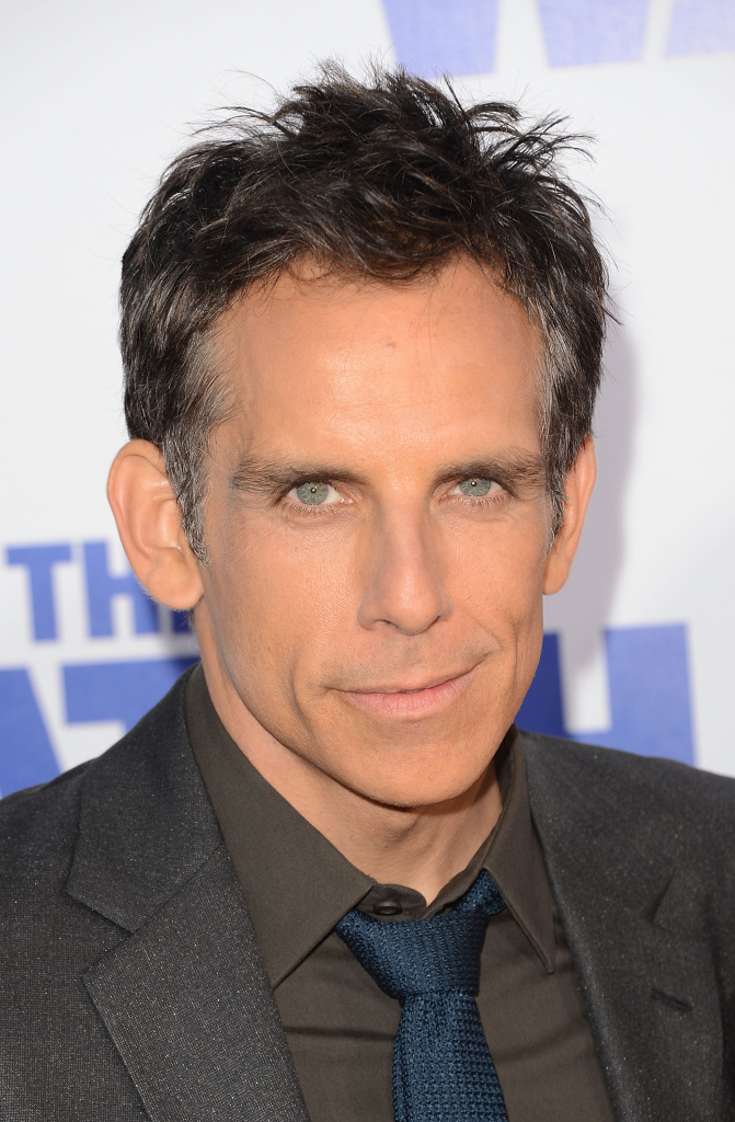 Actor Ben Stiller arrives at the premiere of Twentieth Century Fox's 'The Watch' at Grauman's Chinese Theatre on July 23, 2012 in Hollywood, California.
