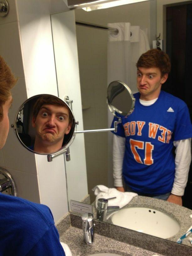 Jack Blankenship prepares for his New York debut.