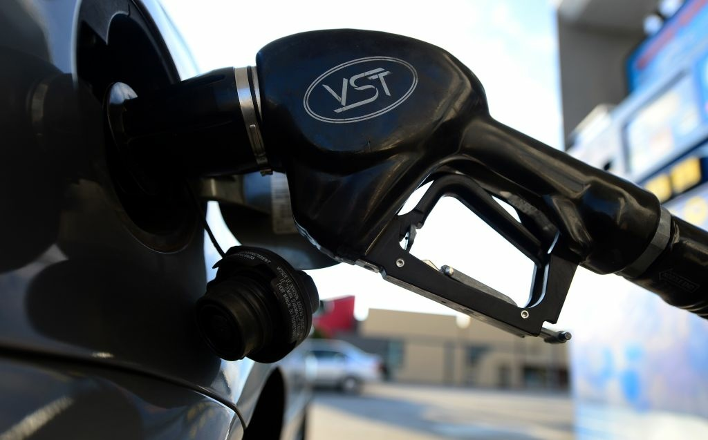 Prices at the pump have risen drastically in Los Angeles over the month of February.
