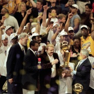 David Stern, Jerry Buss