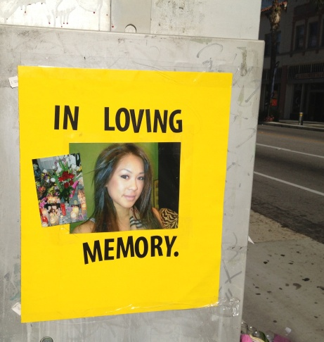 Vanesa Zavala of Santa Ana faces a pre-trial hearing Jan. 30, 2014 on murder charges in connection with Kim Pham's beating death outside a nightclub.