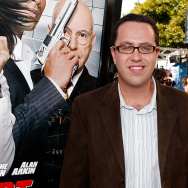 "Jared Fogle arrives at the Warner Bros. World Premiere of ""Get Smart"" held at the Mann Village Theatre on June 16, 2008 in Westwood, California."