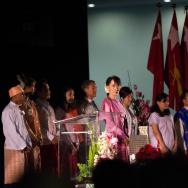 Myanmar Opposition Activist
