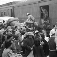 How did World War II internment affect you?