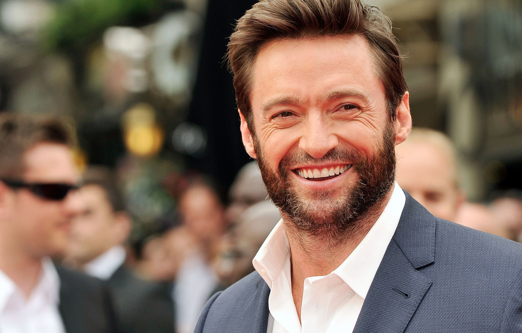 LONDON, ENGLAND - JULY 16:  Hugh Jackman attends the UK Premiere of 'The Wolverine' at Empire Leicester Square on July 16, 2013 in London, England.  (Photo by Gareth Cattermole/Getty Images)