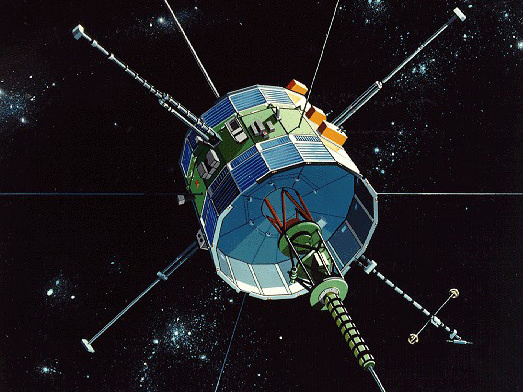 Whatever name it sailed under — International Sun-Earth Explorer 3, and International Cometary Explorer, among others --- this spacecraft has scored a number of firsts over the years, including the first comet flyby.