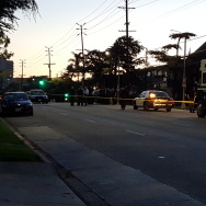 The LAPD investigates an officer-involved shooting in Los Feliz.