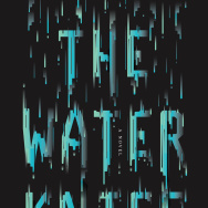 COver art for the new book, The Water Knife