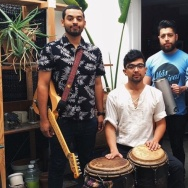 The Afro-Latin band Quintapenas hails from California's Inland Empire.