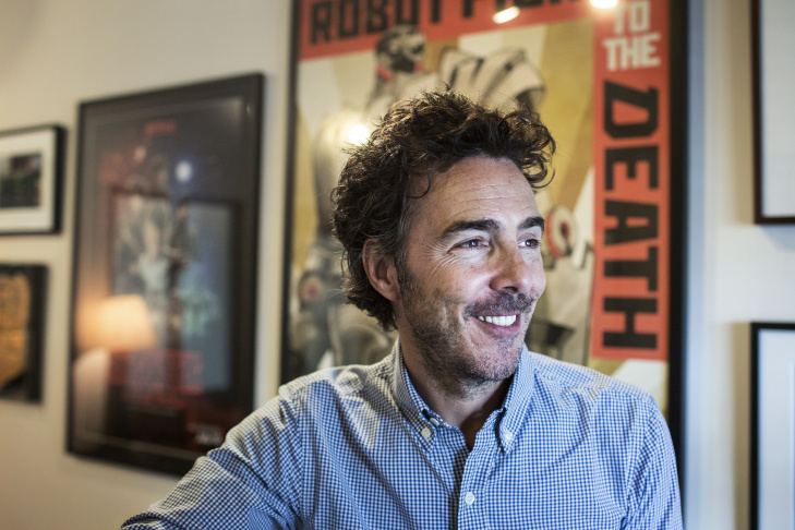 Shawn Levy produced and directed two episodes of Netflix's