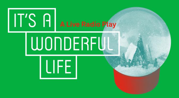 Pasadena Playhouse - It's a Wonderful Life: A Live Radio Play - Rectangle