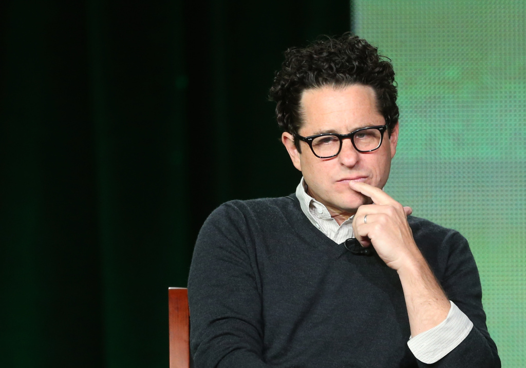 File: Executive Producer J.J. Abrams speaks onstage at the
