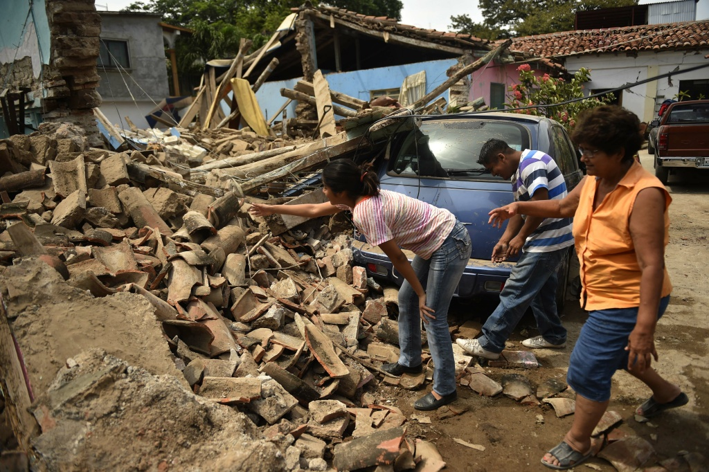 mexico quake support world leaders