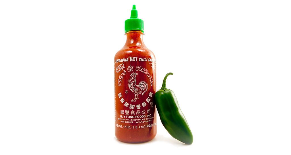 sriracha rooster sauce