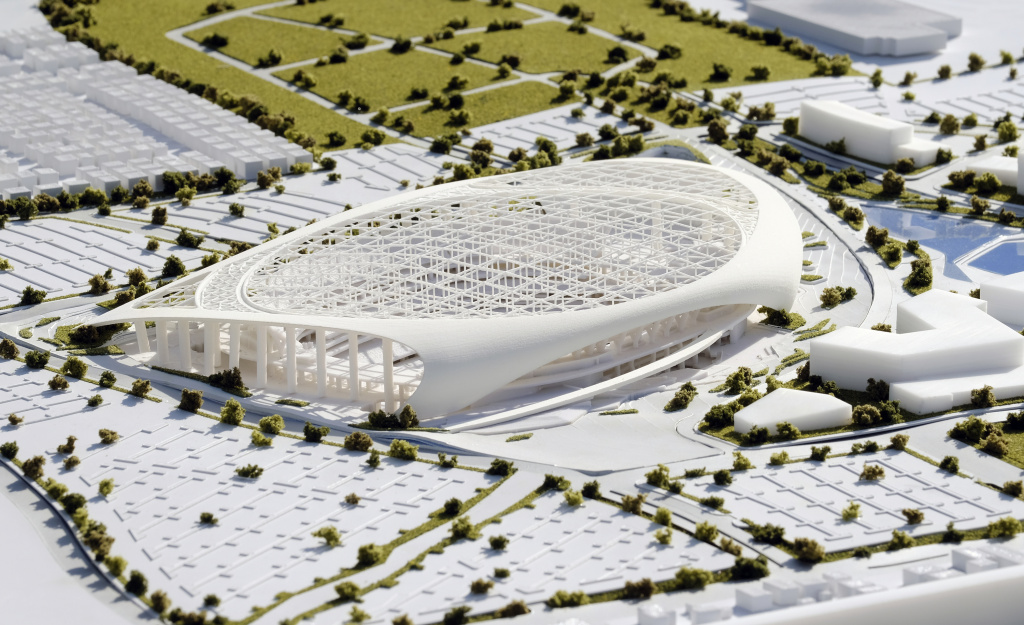 Audio A Costly Delay Rams Chargers Stadium Opening Delayed To 2020 89 3 Kpcc