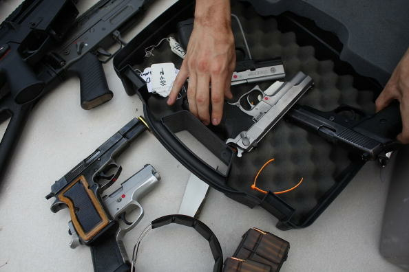 Could carrying a gun protect women against assault?