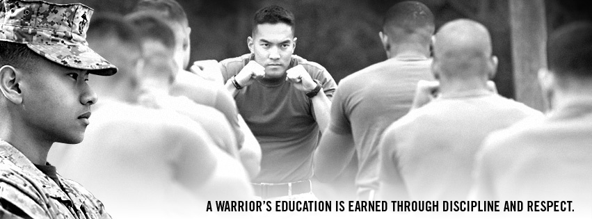 Marine Corps Recruiting Command released its latest advertising campaign, 'A Warriors' Education,' today on the command's official Facebook, Twitter and YouTube pages. The campaign was created to align with Asian-Pacific American Heritage Month and will run from May 8 to June 7.