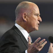 PolitiFact California: Jerry Brown Makes True Claim: Mike Pence 'Denies Evolution'