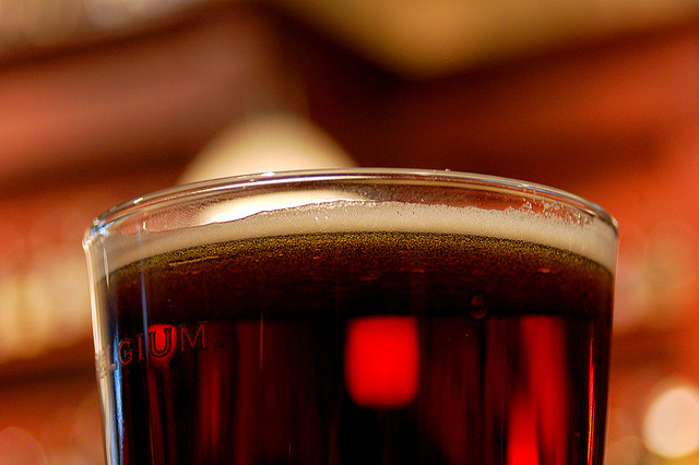 Beer advertising and marketing, said the president of the Beer Institute, doesn't play nearly as big a role in young people's decision to drink underage as their parents do.