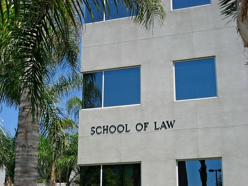 UC Irvine's new law school is the first public law school in California in more than four decades.